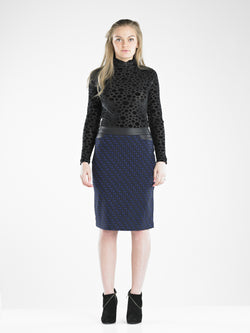 the Code Breaker skirt