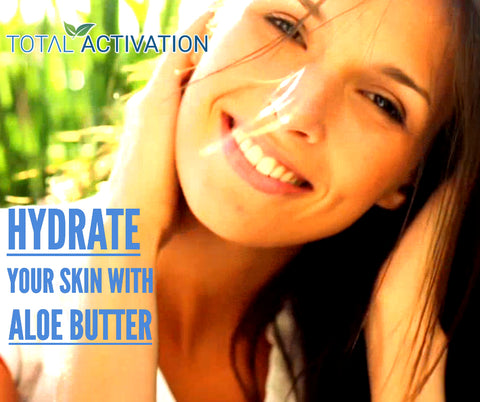 Total Activation Aloe Butter