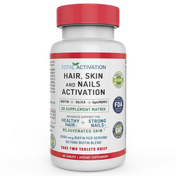 Hair, Skin, & Nails Activation