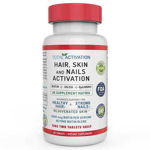 HAIR, SKIN & NAILS ACTIVATION (60 capsules)
