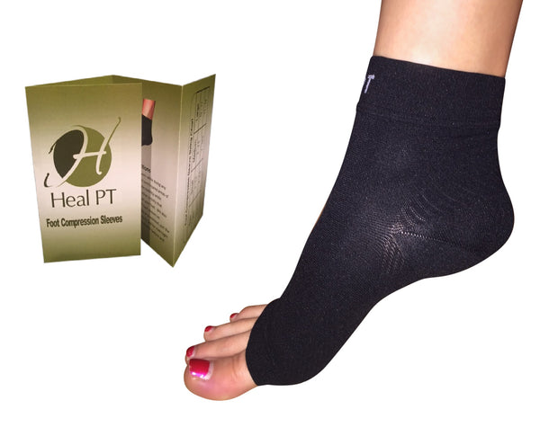 Plantar Fasciitis Socks (1 Pair) - Foot Compression Sleeves For Foot Pain Relief