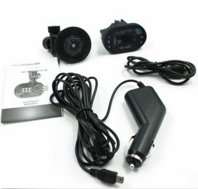 1.5 Mini Dashcam Camera W/ Infrared IR Night Vision