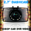 "2.7"" Dashcam Pro HDMI Car DVR FHD 1080P Camera"