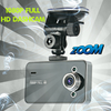 "2.7"" Slim Dashcam W/ 2 Infrared Night Vision LEDs"