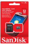 32GB SD Memory Card