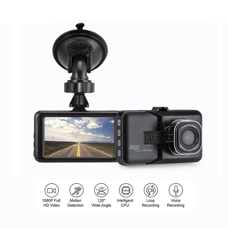 Onever 1080P Full HD Dash Camera