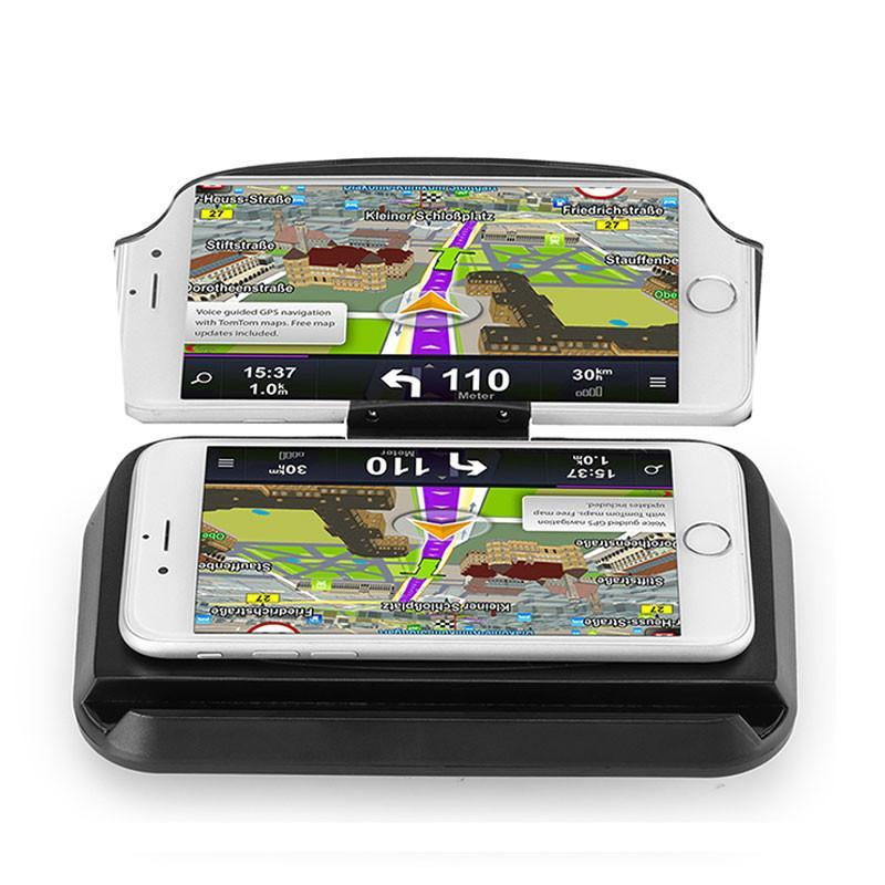 Onever Car HUD Projector Phone GPS Navigation Holder