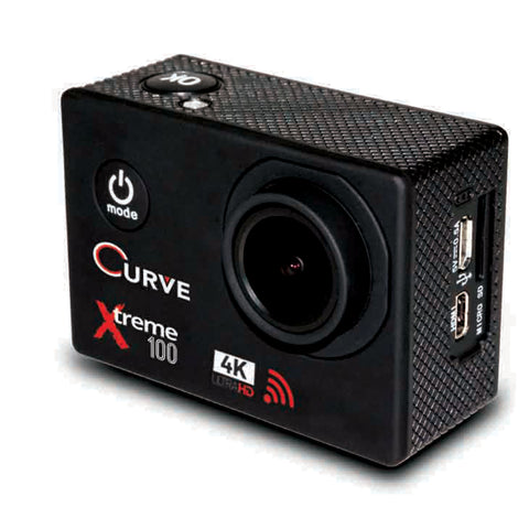 Curve Xtreme 100 4K Actioncamera - SanDisk Singapore Distributor Vector Magnetics Pte Ltd