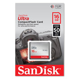SanDisk Ultra CompactFlash Memory Card - SanDisk Singapore Distributor Vector Magnetics Pte Ltd