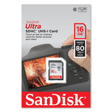 SanDisk Ultra SDHC/XC UHS-I Cards - SanDisk Singapore Distributor Vector Magnetics Pte Ltd