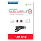SanDisk Ultra Dual Drive Go USB Type-C™ - SanDisk Singapore Distributor Vector Magnetics Pte Ltd