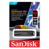 SanDisk Extreme Go USB 3.1 Flash Drive - SanDisk Singapore Distributor Vector Magnetics Pte Ltd