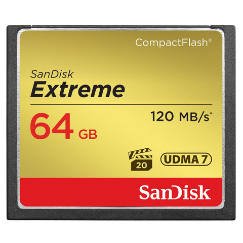 SanDisk Extreme CompactFlash Memory Card - Weikeng Technology Pte Ltd
