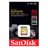 SanDisk Extreme SDHC/XC UHS-I Cards - Weikeng Technology Pte Ltd