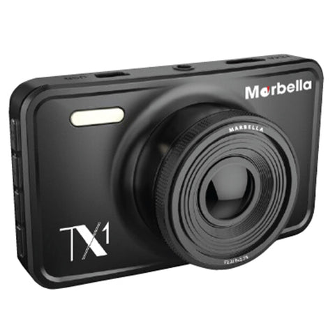 Marbella TX1 FullHD Dashcam Recorder - SanDisk Singapore Distributor Vector Magnetics Pte Ltd