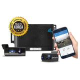 Marbella KR6S Dual Channel FullHD+FullHD Dashcam Recorder - SanDisk Singapore Distributor Vector Magnetics Pte Ltd