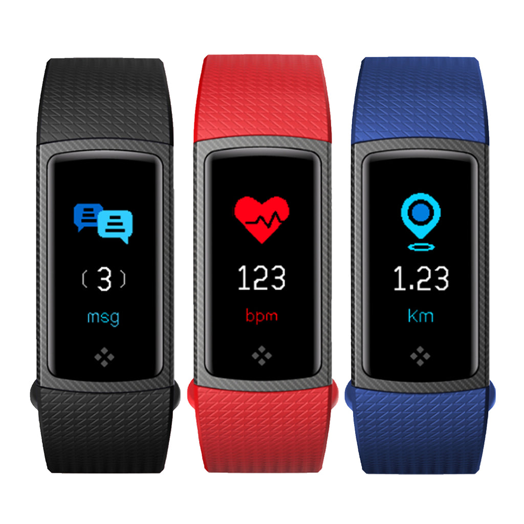Curve KAZE - HRM Fitness Band - SanDisk Singapore Distributor Vector Magnetics Pte Ltd