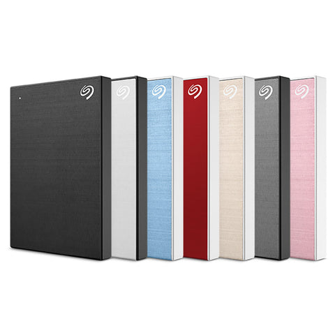 Seagate Backup Plus Slim Portable Hard Disk Drive - Weikeng Technology Pte Ltd