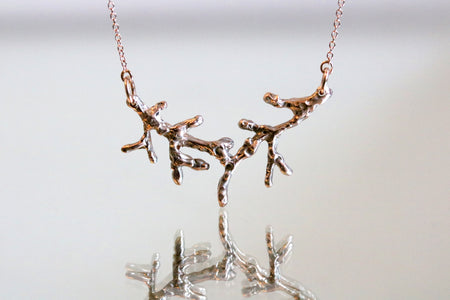 Coral Reef Necklace-SALE