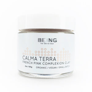 BEING- Calma Terra Complexion Clay