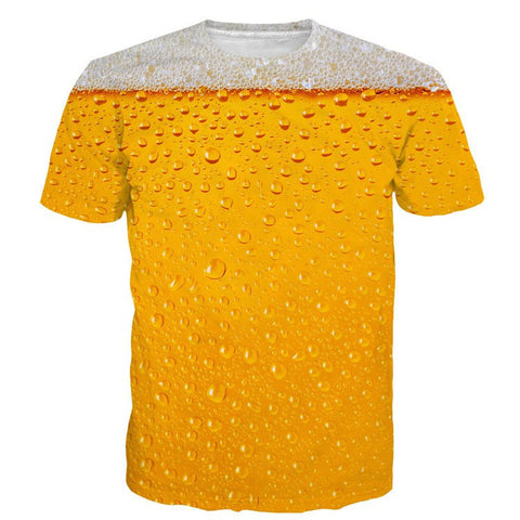Exclusive: Ice Cold Beer 3D T-Shirt