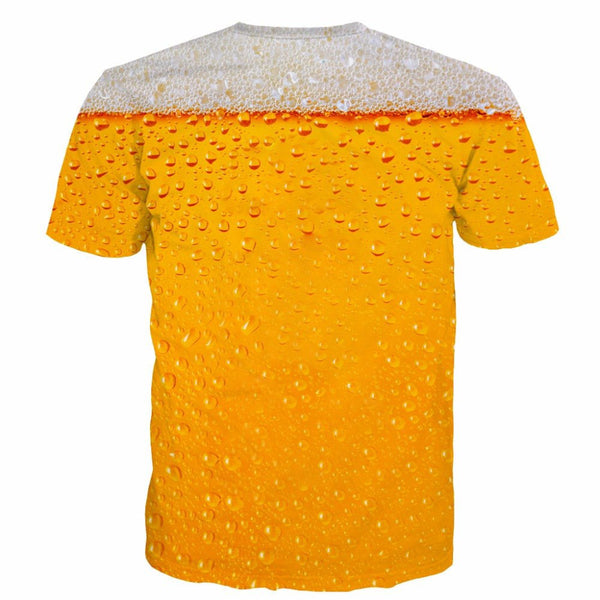 It's Beer Time 3D T-Shirt