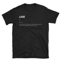 The LARE Project Movement Shirt