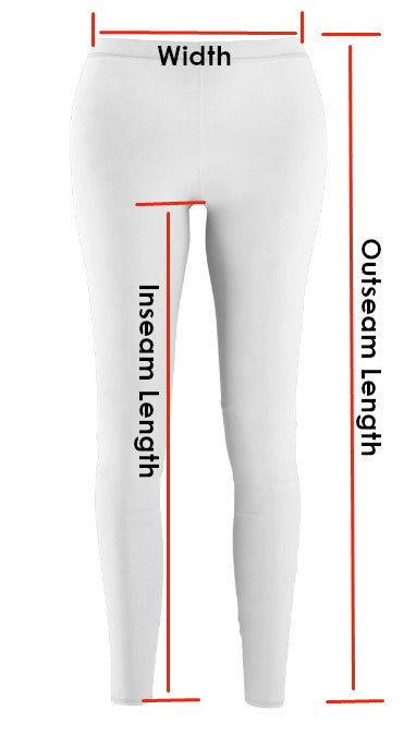 legging measurement