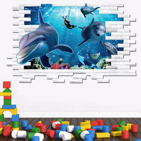 Image of 3D Wall Stickers