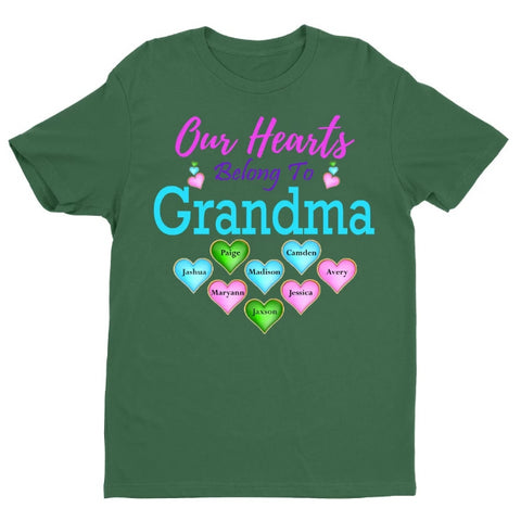 Our Hearts Belong To Grandma