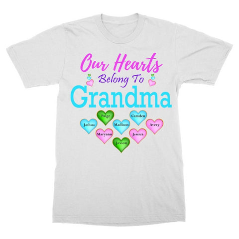 Image of Our Hearts Belong To Grandma