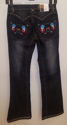 Rosy Love's Jeans