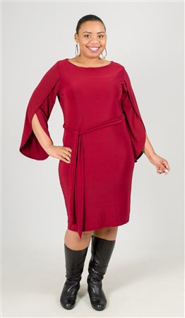 Ella Samani Open Sleeve Dress