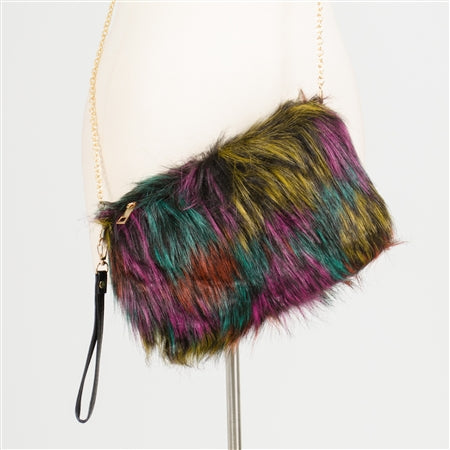 Fashion Fur Clutches