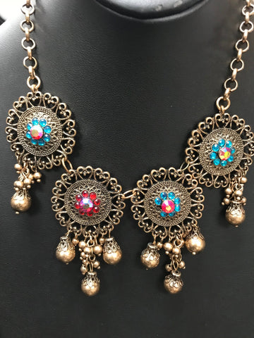 MARDI COLORFUL NECKLACE