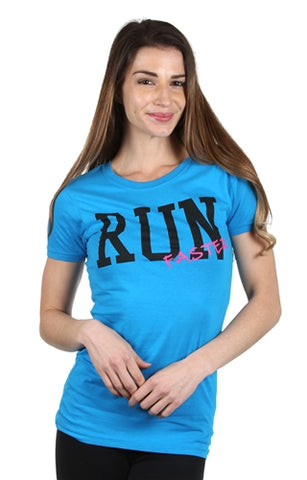Orange Zone Run Fast T-Shirt