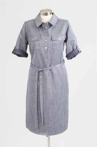 Shelby & Palmer Shirt Dress