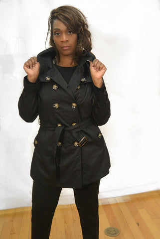 Simply Couture Peacoat