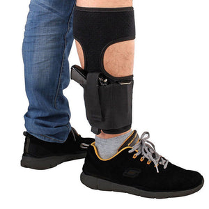 Concealed Carry Ankle & Leg Holsters - Figure Somethings Out