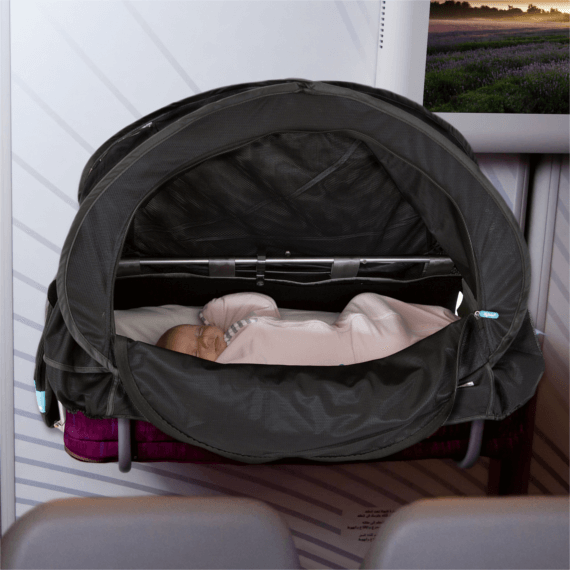 CoziGo Airplane Bassinet Cover