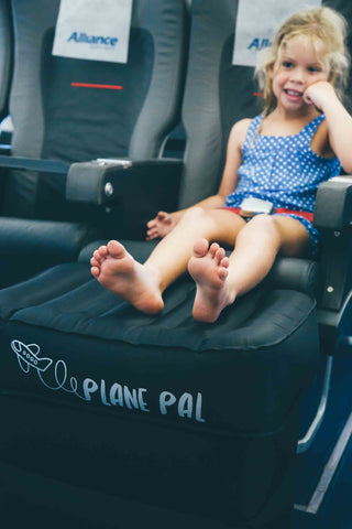 plane pal review flying with babies