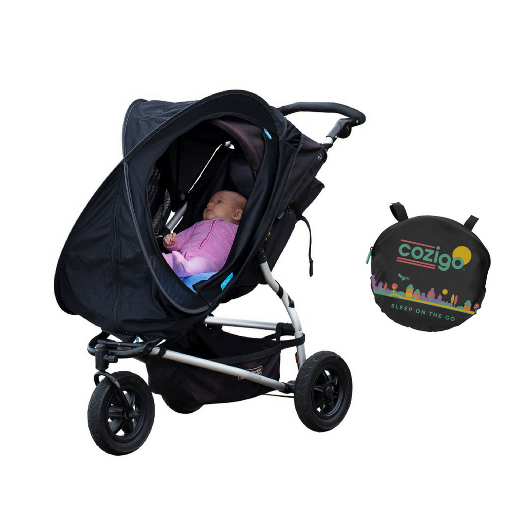 CoziGo - sleep & sun protection cover for all strollers & airline cots