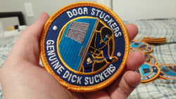 Door Stuckers
