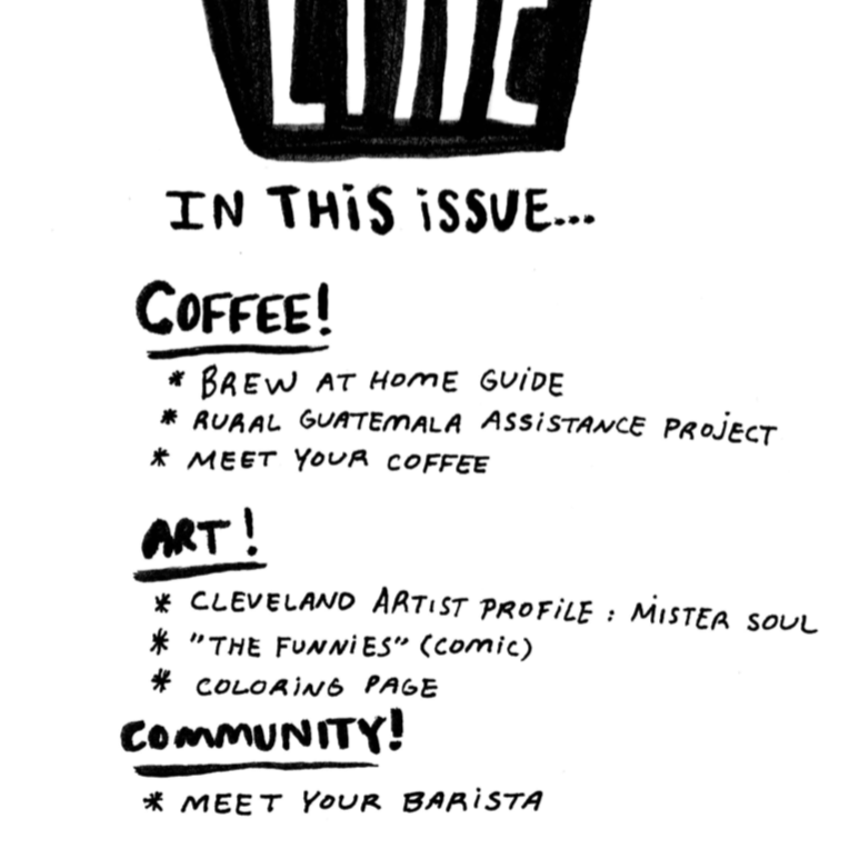 3-19 ZINE | Issue 1