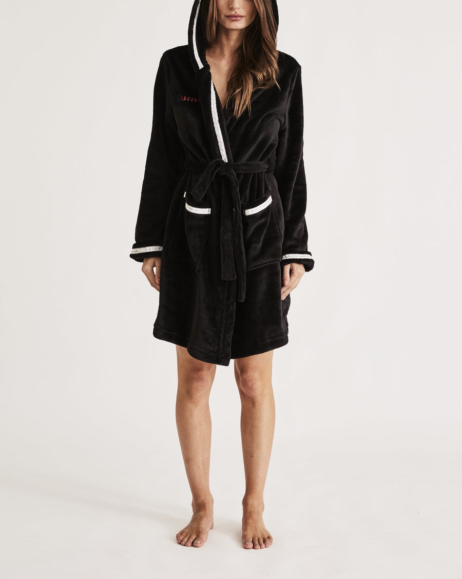 CHAMPION ROBE {BLACK}