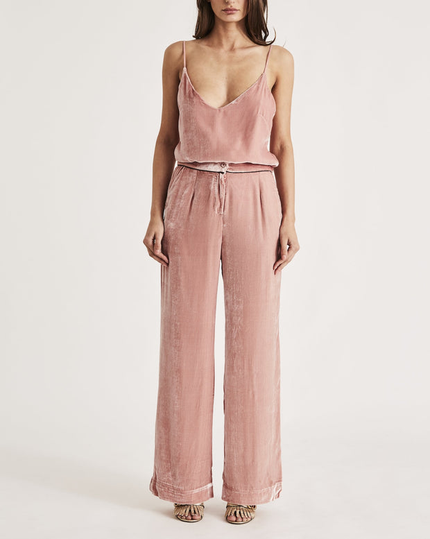 VELVET BOTTOM in BLUSH