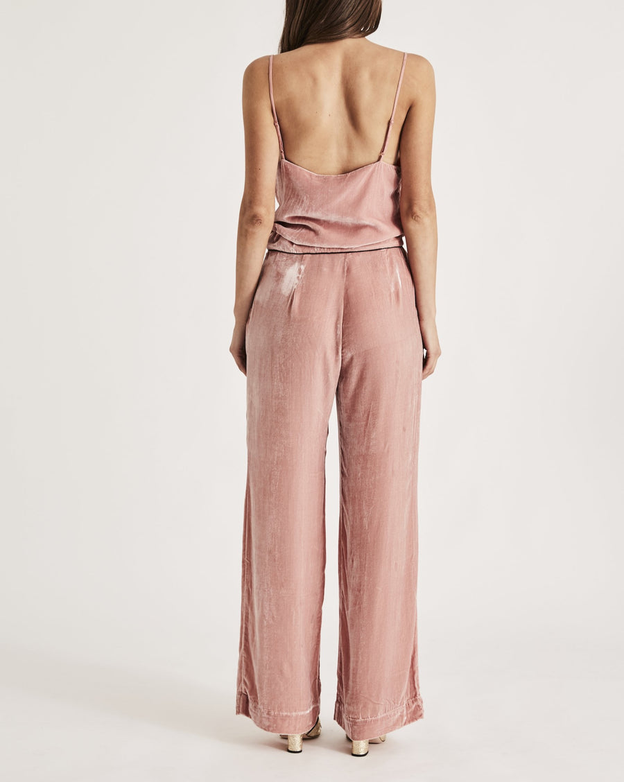 VELVET BOTTOM {BLUSH}