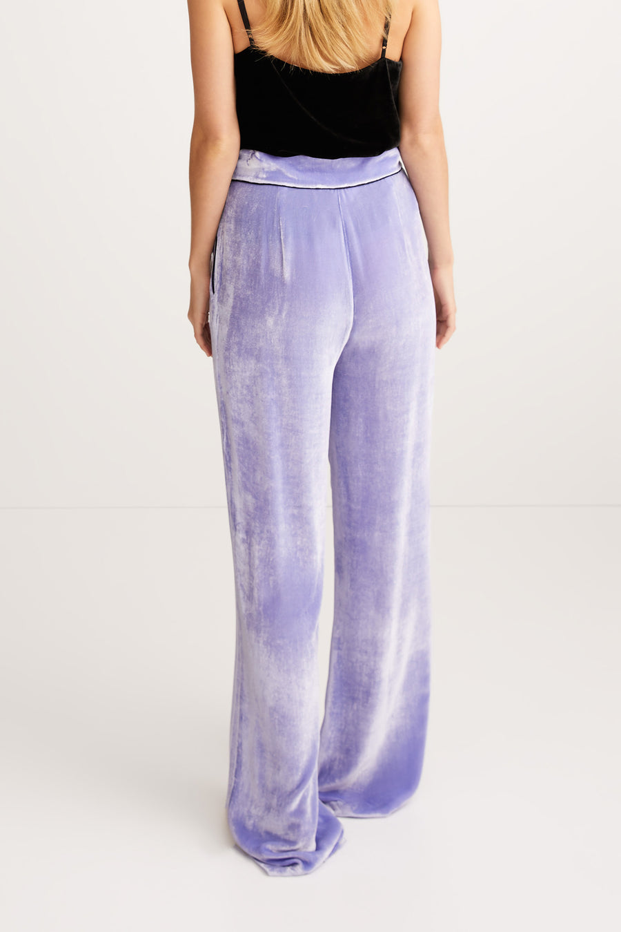 VELVET BOTTOM  {JACARANDA}
