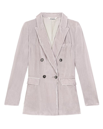 JANE BOND BLAZER {PLATINUM}