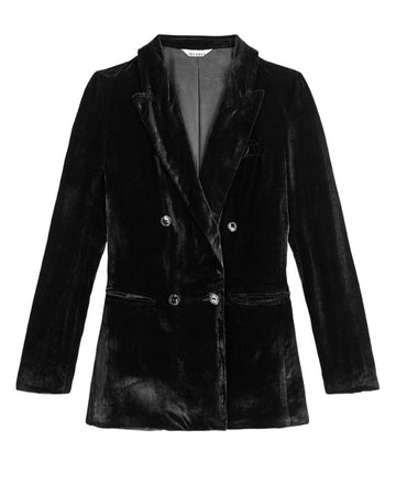 JANE BOND BLAZER {BLACK}